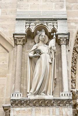 Allegoric Photograph - Allegory Of The Church by Fabrizio Ruggeri
