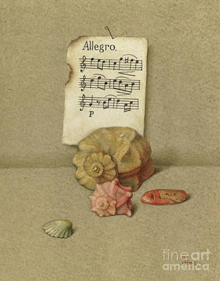 Painting - Allegro by Victor Sap