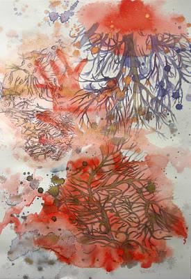 Allelopathy 2 Art Print by Kyle Ethan Fischer