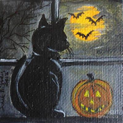 Almost Midnight Print by Julie Brugh Riffey