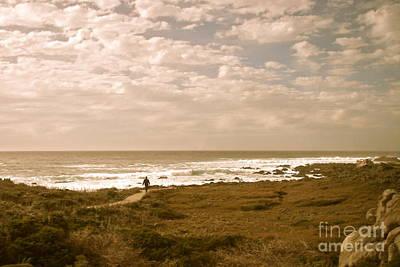 Photograph - Alone by Carol  Bradley