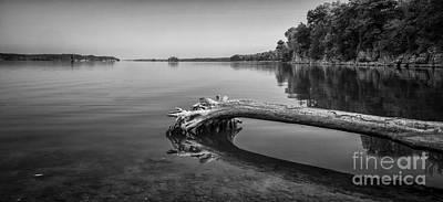 Photograph - Along The Missouri by David Waldrop