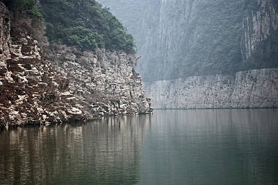Photograph - Along The Shennong Stream  by Harvey Barrison