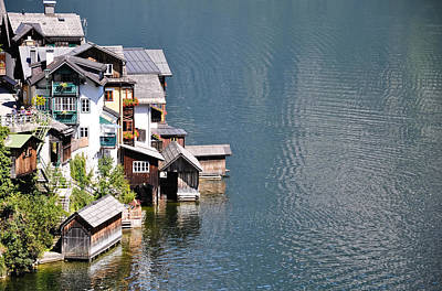 Y120907 Photograph - Alpine Lake by By Marin.tomic