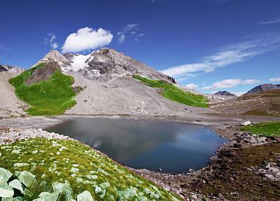 Alpine Art Print by Mircea Costina Photography