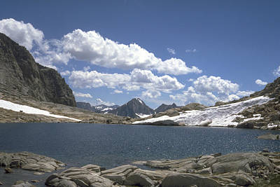 Photograph - Alpine Tarn by John Farley