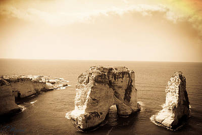 Photograph - Alrawsharock by Amr Miqdadi