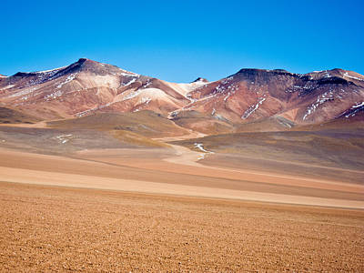 Y120817 Photograph - Altiplanic Desert by Kelly Cheng Travel Photography
