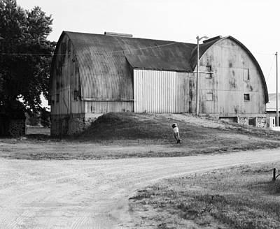Aluminum Gothic Arch Barn  Original