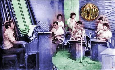 Photograph - Amado Pascual And Band by Glenn Bautista