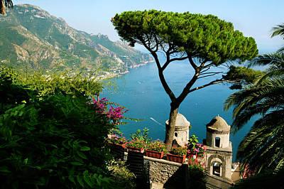 Photograph - Amalfi Coast by John Galbo