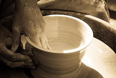 Photograph - Amazing Hands IIi by Emanuel Tanjala