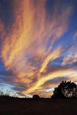 Photograph - Amazing Sunset by Melany Sarafis