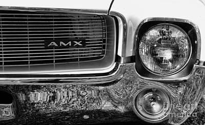 Amc Amx Art Print by Paul Ward