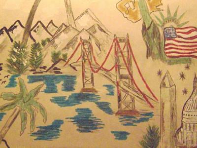 America Original by Paul Rapa