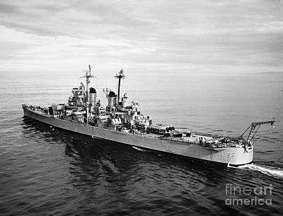 Photograph - American Cruiser, 1957 by Granger