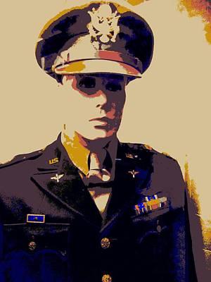 American Hero 1 Art Print by Randall Weidner