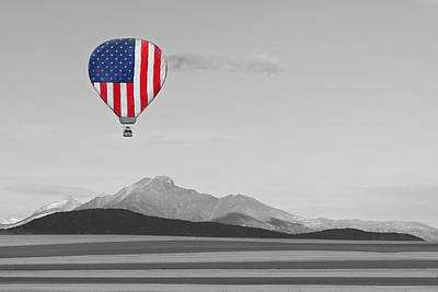 Americano Photograph - American High by James BO  Insogna