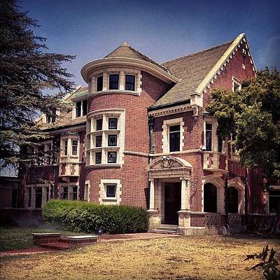 Horror Photograph - #american #horror #story #house #socal by Ray Jay