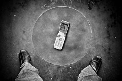 Foot Stool Photograph - American Idol by Gene Hilton