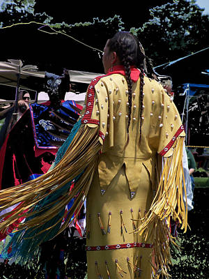 Landmarks Royalty Free Images - American Indian 2 Royalty-Free Image by Vijay Sharon Govender