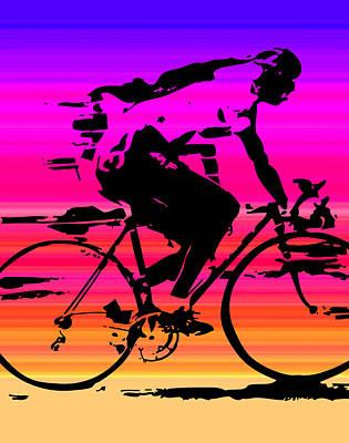 Amf Racer Art Print