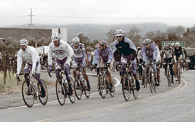Photograph - Amgen Tour Of California by Gary Rose