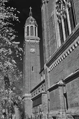 Photograph - Amherst Street Church 3458 by Guy Whiteley