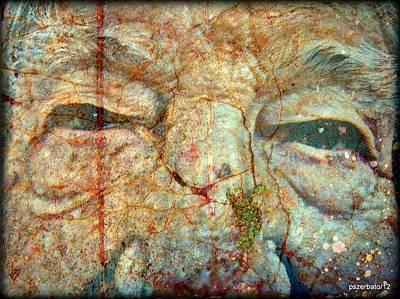 Amore E Sogni Mai Eta Art Print by Paulo Zerbato