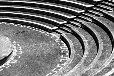 Amphitheatre Art Print by Gaspar Avila