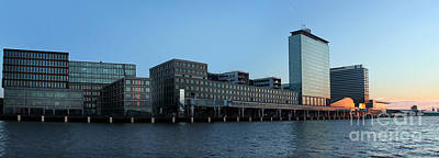 Photograph - Amsterdam - In The Bay- 02 by Gregory Dyer