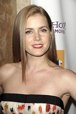 Amy Adams At Arrivals For 12th Annual Art Print