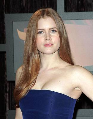 Amy Adams At Arrivals For 14th Annual Art Print