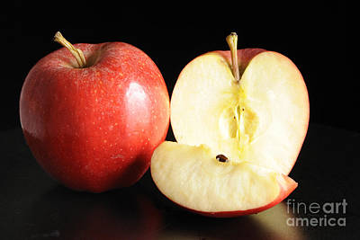 Photograph - An Apple A Day... by Nancy Greenland