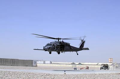 An Hh-60g Pave Hawk Taking Art Print