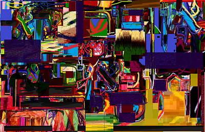 Torah Digital Art - An Ignoramous Doesn't Fear Sin by David Baruch Wolk