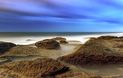 Maroubra Photograph - An Ocean Cocktail by Mark Lucey
