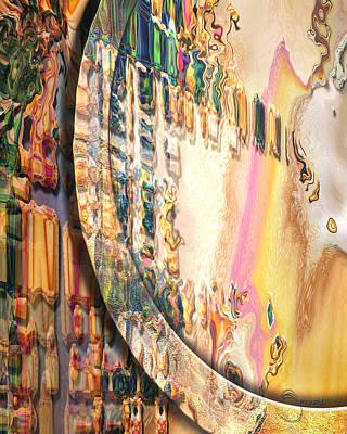 Digital Art - Anasazi by Steve Sperry