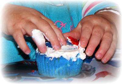 Photograph - Anatomy Of A Cupcake by Maureen  McDonald