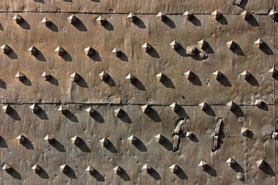 Ancient Metal Fortification Gates Art Print by Kiril Stanchev