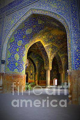 Ancient Artizen Photograph - Ancient Mosque by Afshin Ghaziasgar