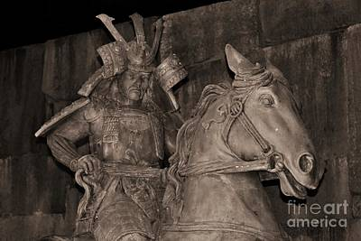 Photograph - Ancient Warrior by Bonnie Myszka