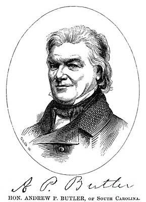 Andrew Butler (1796-1857) Art Print