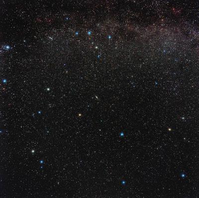 Andromeda Constellation Art Print by Eckhard Slawik
