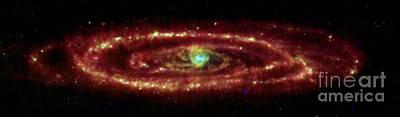 Andromeda Galaxy Art Print by Nasa