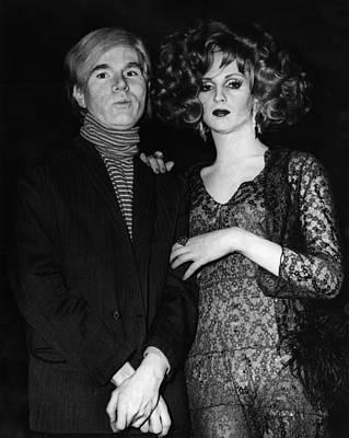 Andy Warhol (1928-1987) Art Print by Granger