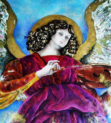 Angelic Art Print by Unique Consignment