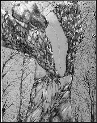 Angel's Dance Art Print