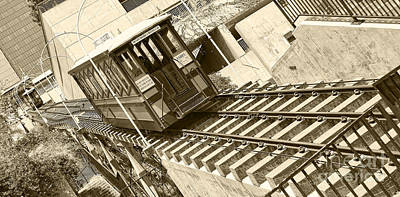 Angels Flight Art Print