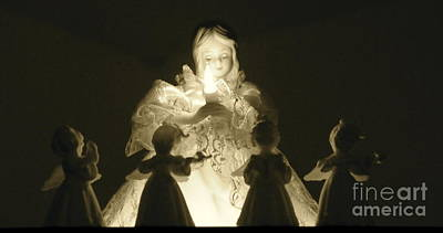 Photograph - Angels by Louise Fahy